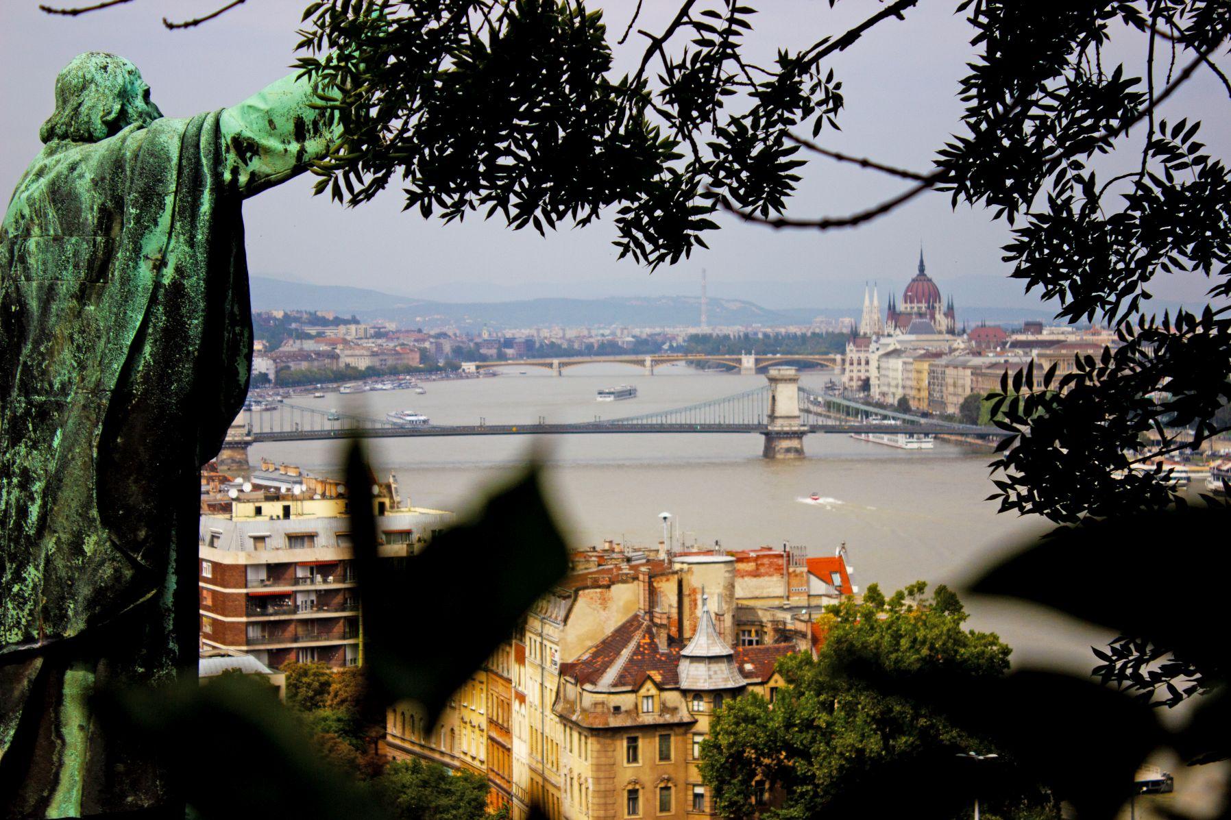 Kettenbrücke Budapest