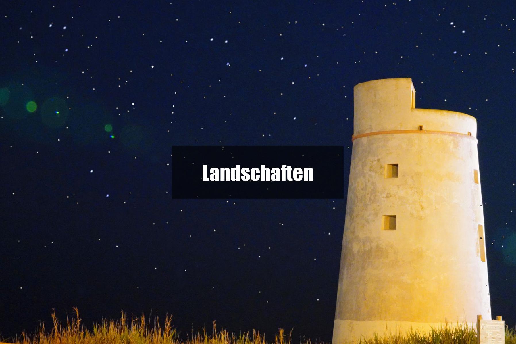 Landschafts Fotos von Rico Güttich
