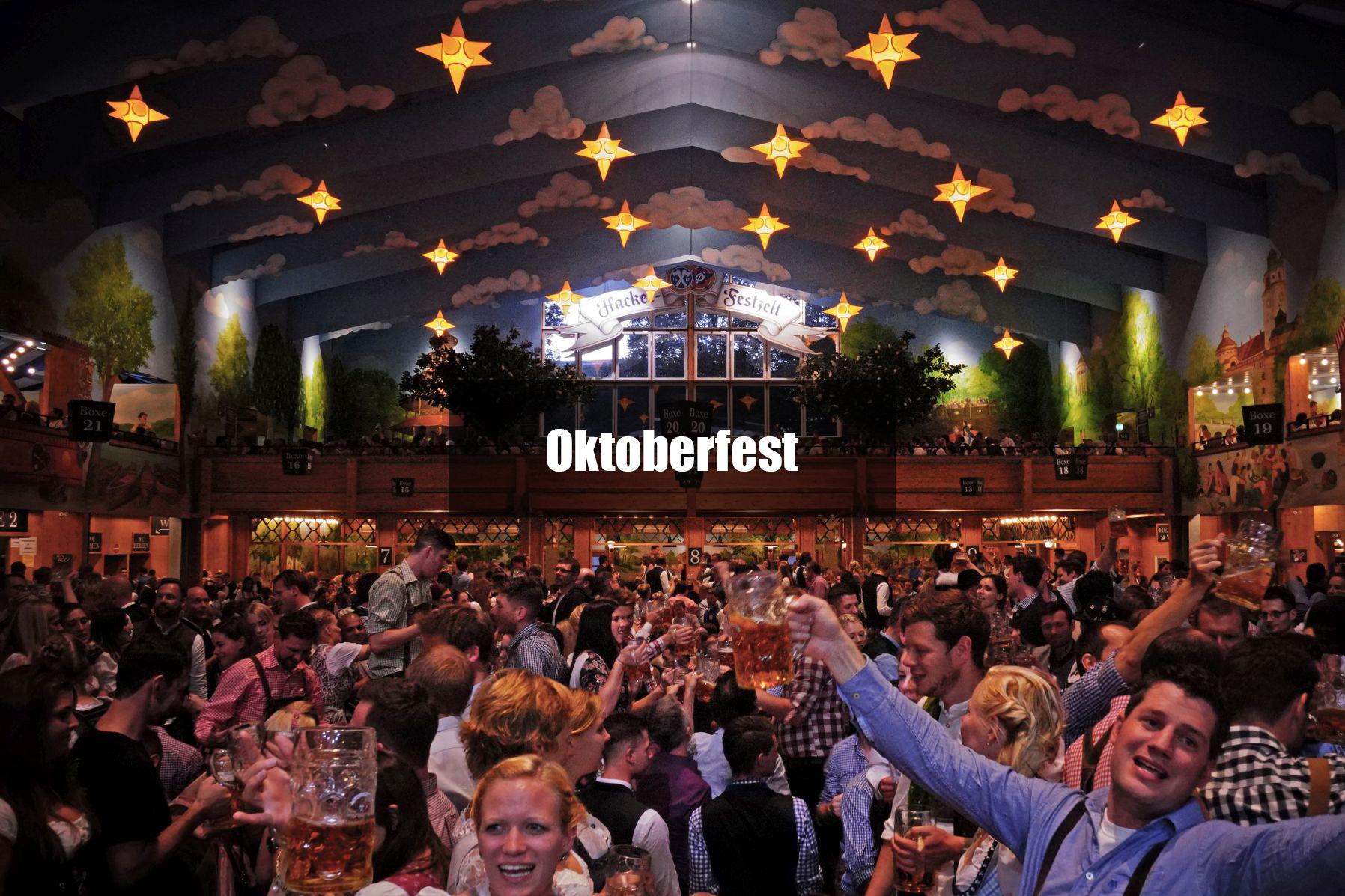Fotos vom Oktoberfest in München von Rico Güttich