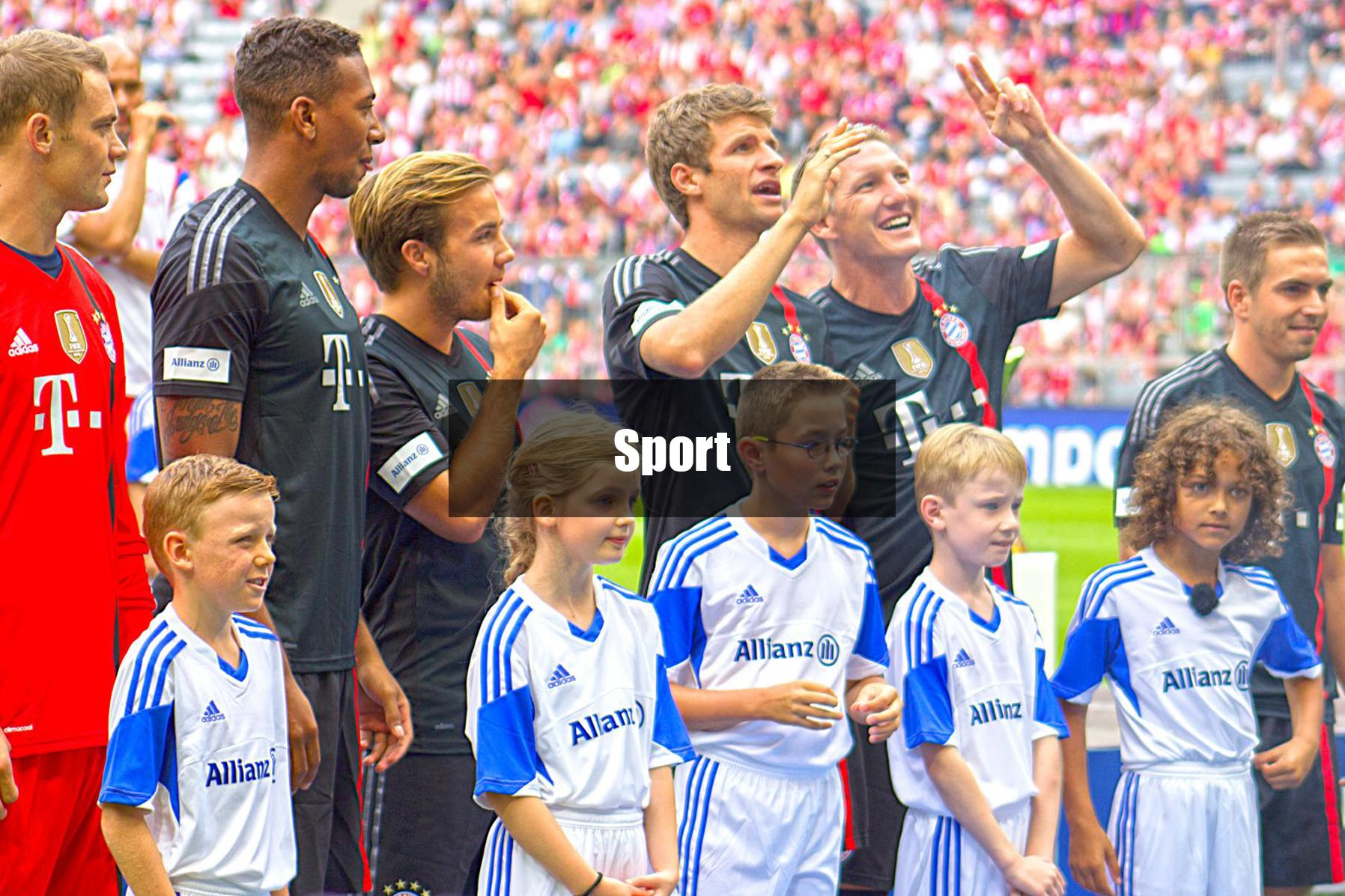 Sport Fotos von Rico Güttich