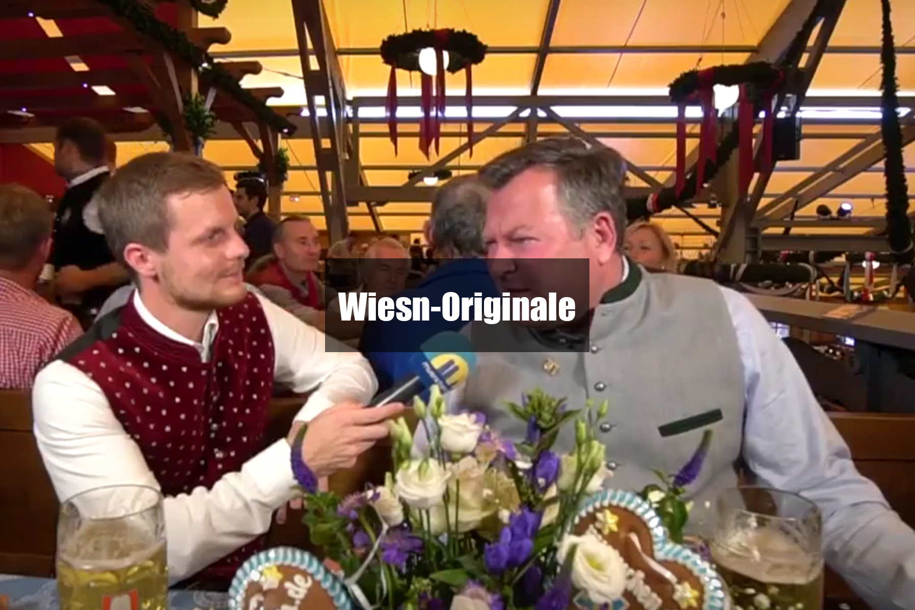 Video Oktoberfest Portraits von Rico Güttich